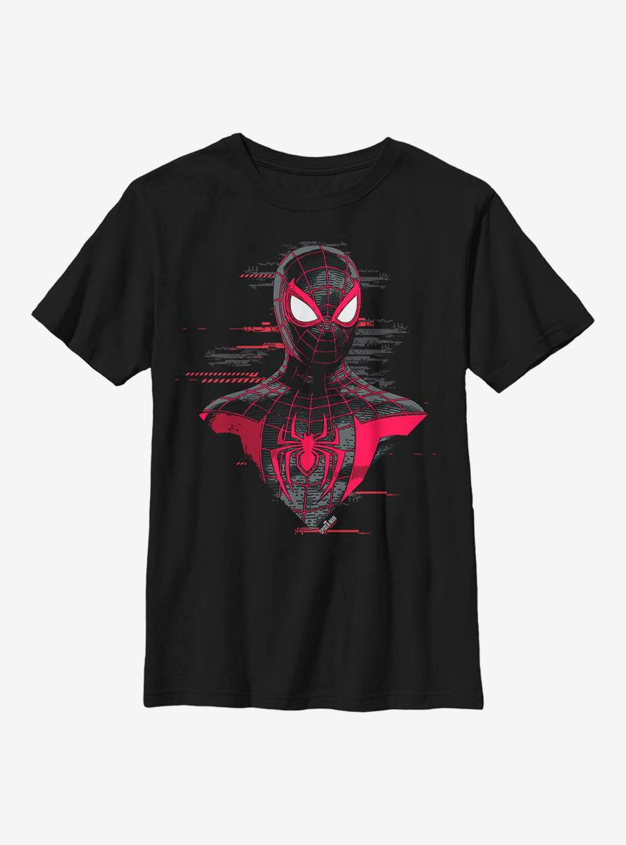 Marvel Spider-Man Big Spidey Youth T-Shirt