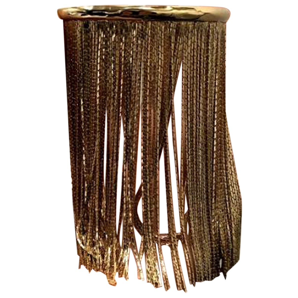 Givenchy - Bracelet   pour femme en metal - dore