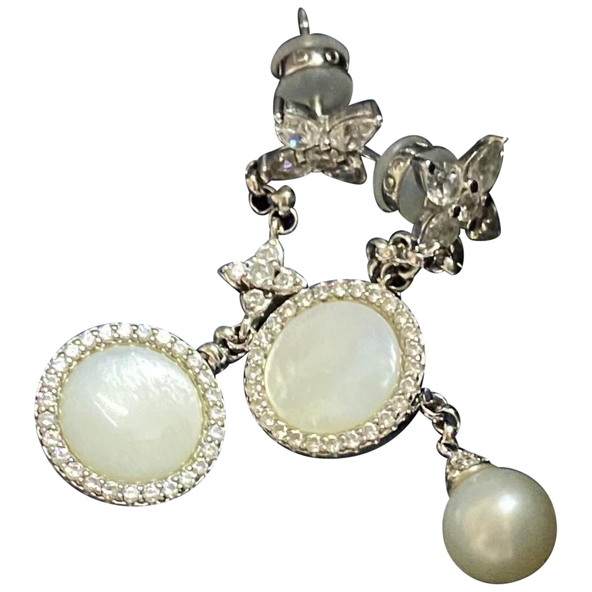 Apm Monaco N Silver Silver Earrings for Women N