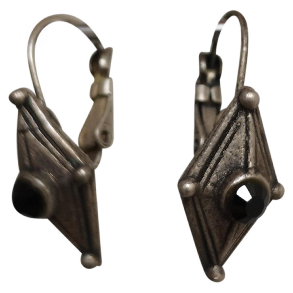 Jean Paul Gaultier \N OhrRing in  Silber Metall