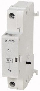 Eaton 400 V ac Undervoltage Release Circuit Trip for use with PKZ(M)0