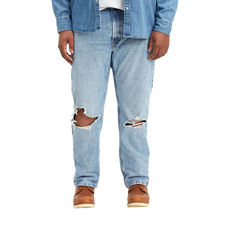 Levi's 541 Athletic Tapered Fit Jeans-Big & Tall, 46 34, Blue