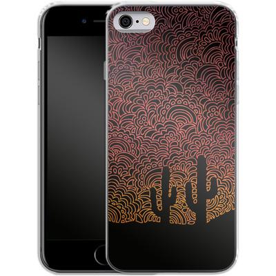 Apple iPhone 6 Silikon Handyhuelle - Arizona von Kaitlyn Parker