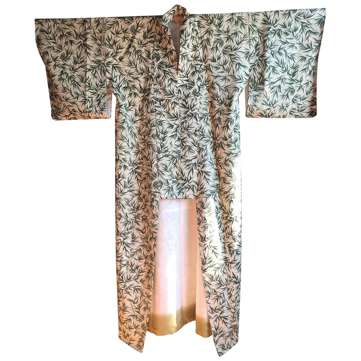 Textil de hogar de Seda Non Signe / Unsigned