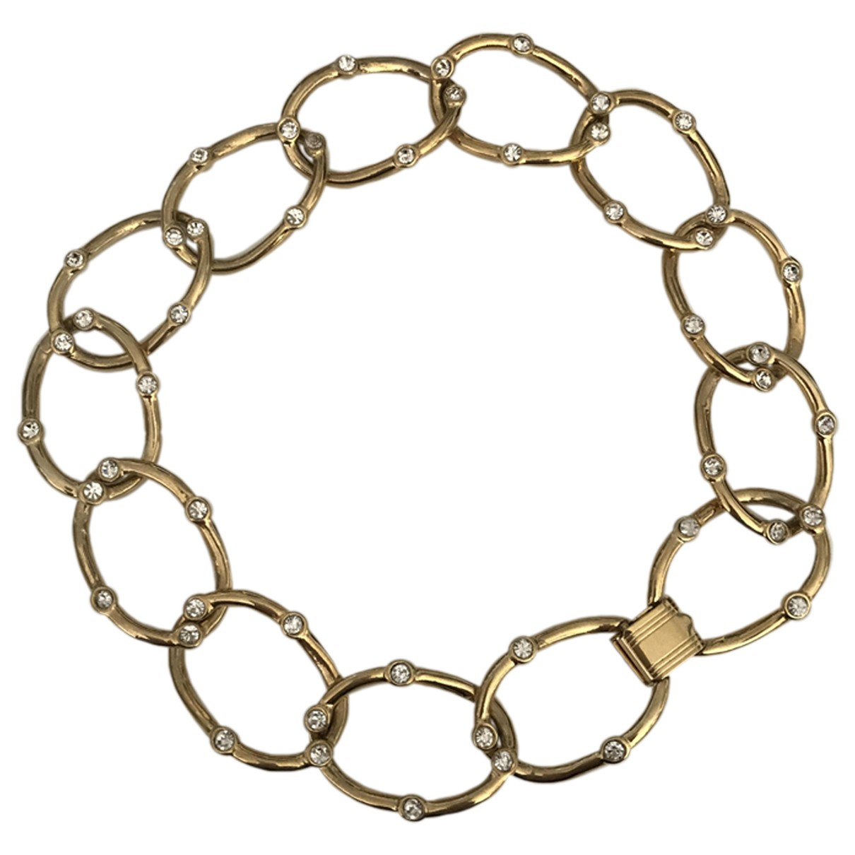 Kenneth Jay Lane \N Kette in  Gold Metall