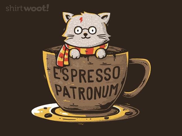 Espresso Patronum T Shirt