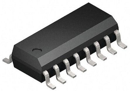 Toshiba 74HC4052D , Multiplexer/Demultiplexer Dual, -0.5 → 7 V, 16-Pin SOIC (2500)
