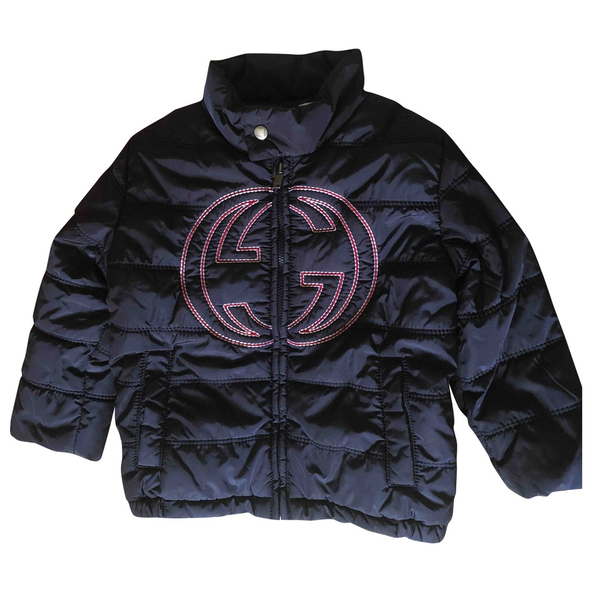 Gucci \N Navy jacket & coat for Kids 18 months - up to 81cm FR
