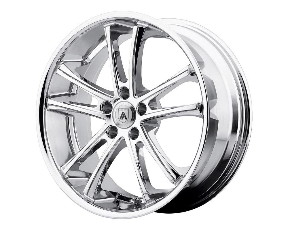 Asanti ABL1-20851515CH Black Label ABL-1 Pegasi Wheel 20.00x8.50 5X115 15 Chrome