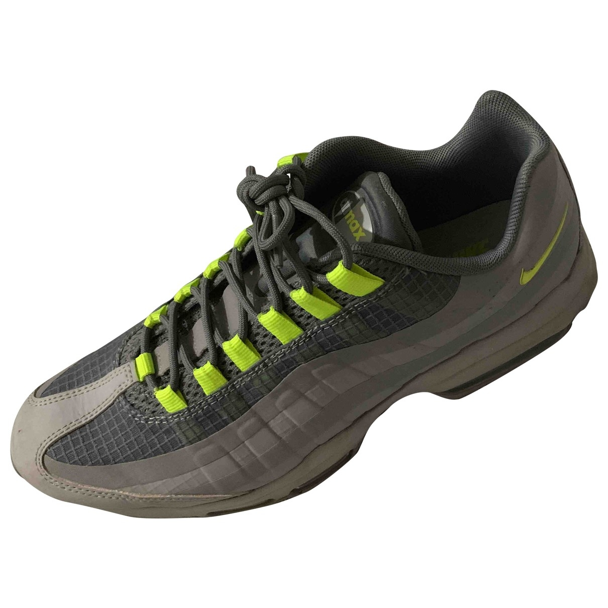 Nike Air Max 95 Grey Trainers for Women 7 UK