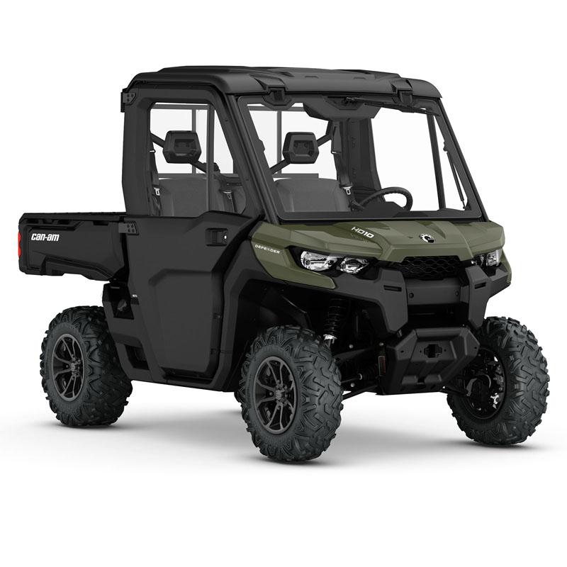 Can-Am Premium Rigid Cab Enclosure for Defender
