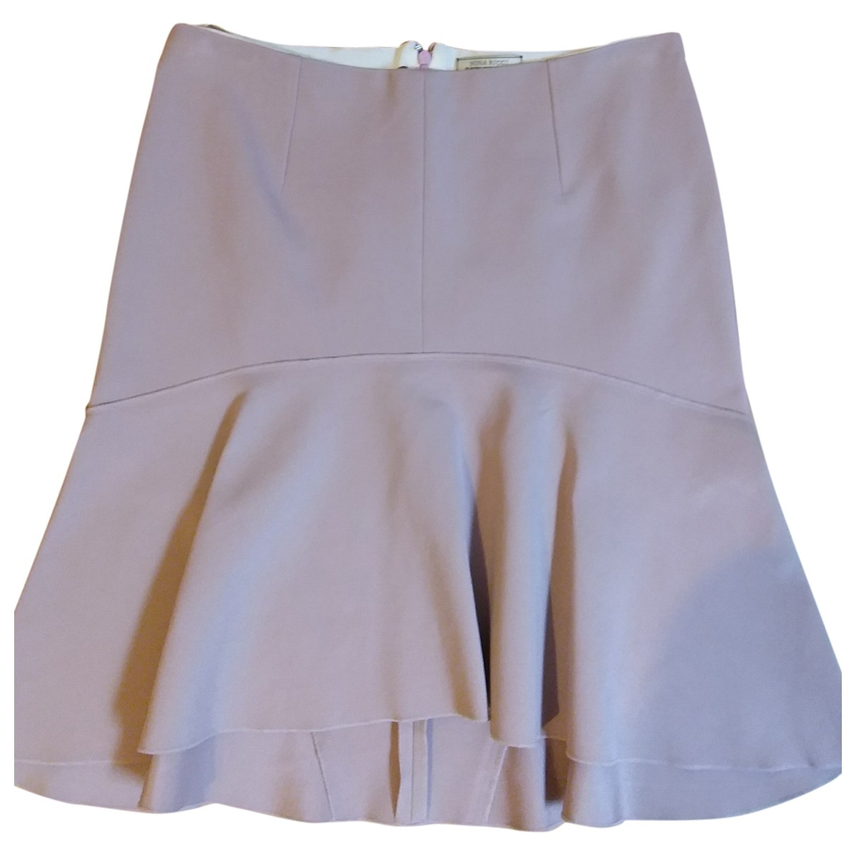 Nina Ricci \N Pink skirt for Women 36 FR
