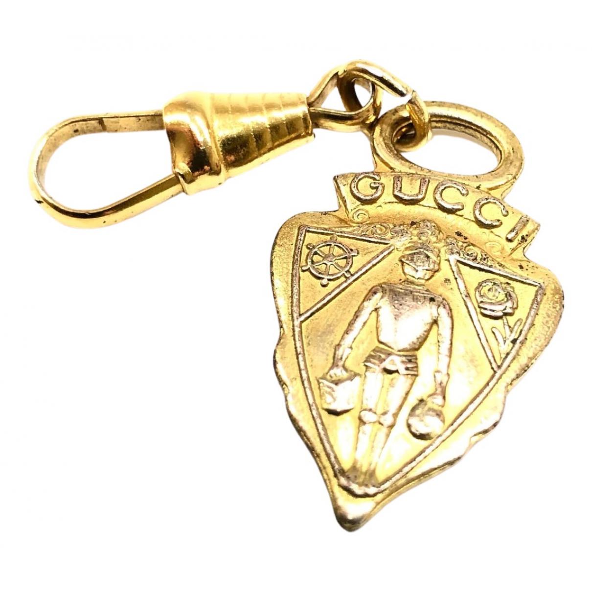 Gucci - Bijoux de sac   pour femme en metal - dore