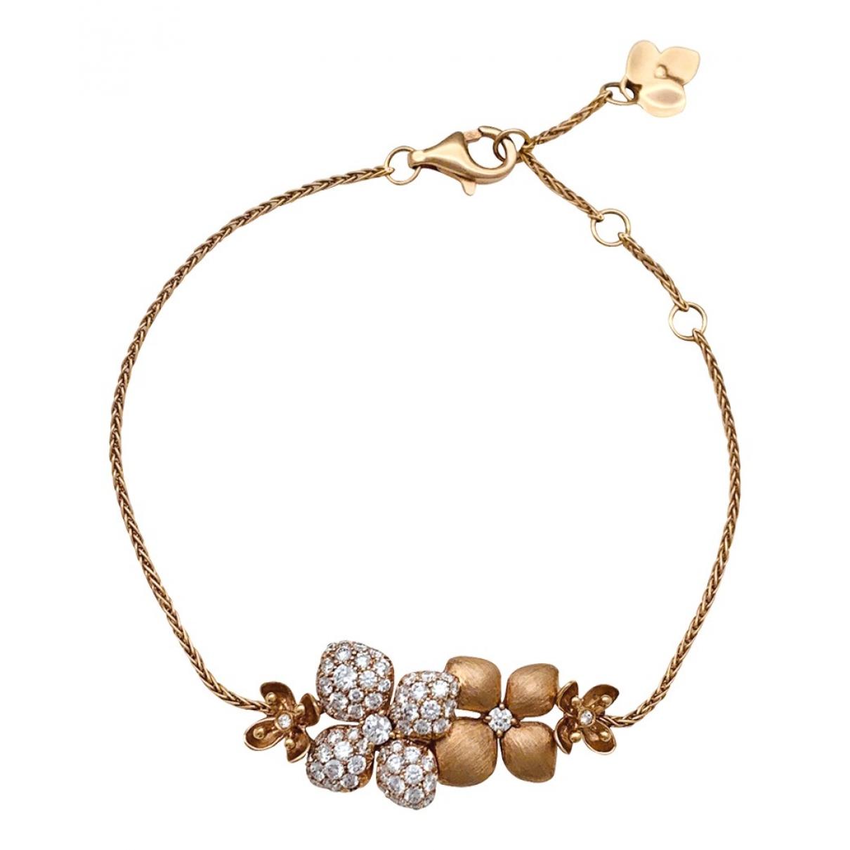 Chaumet - Bracelet   pour femme en or rose
