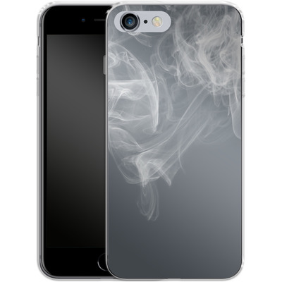 Apple iPhone 6s Plus Silikon Handyhuelle - Smoking von caseable Designs