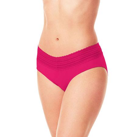 Warners Hipster Panty 5609j, Large , Pink