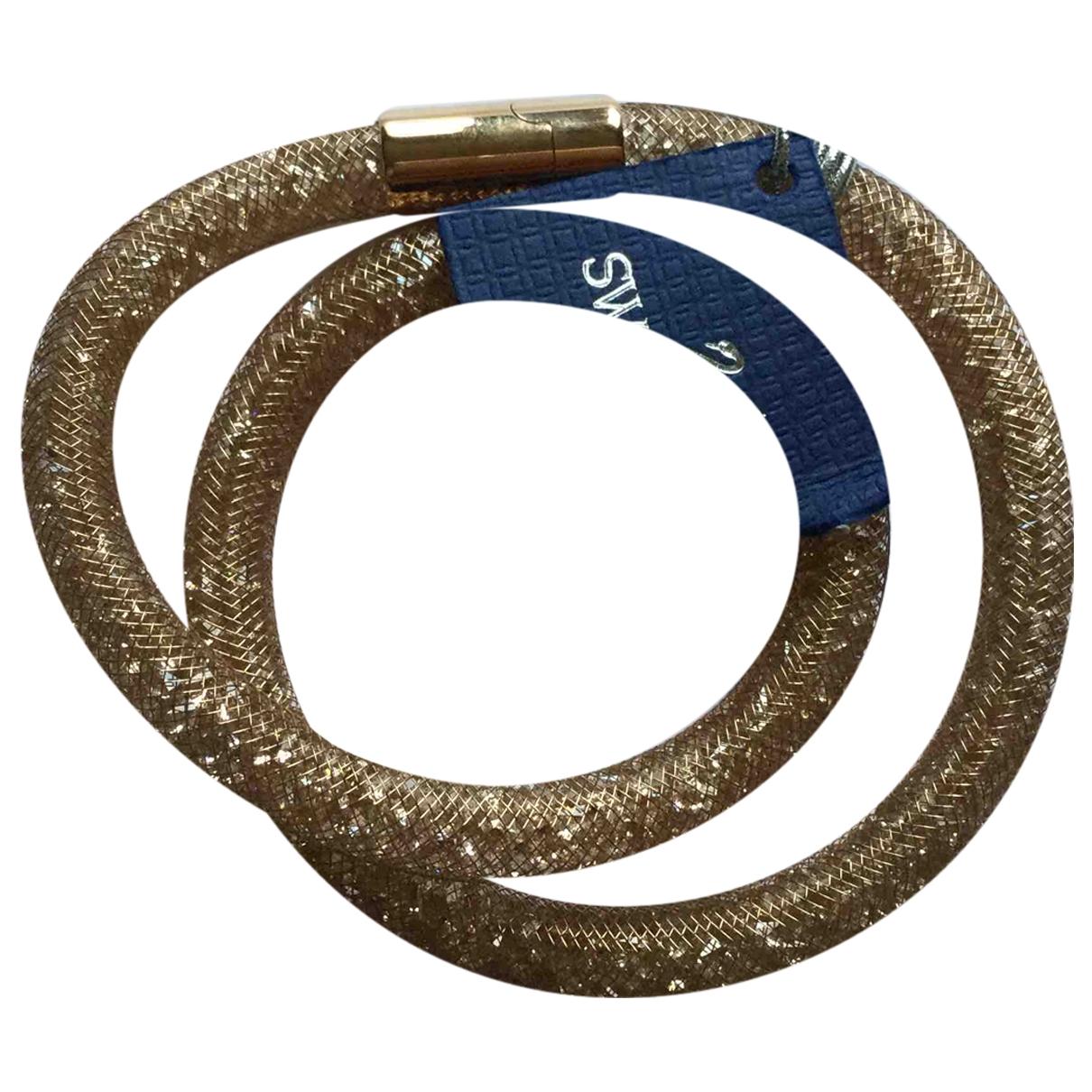 Swarovski - Bracelet Stardust pour femme en autre - dore