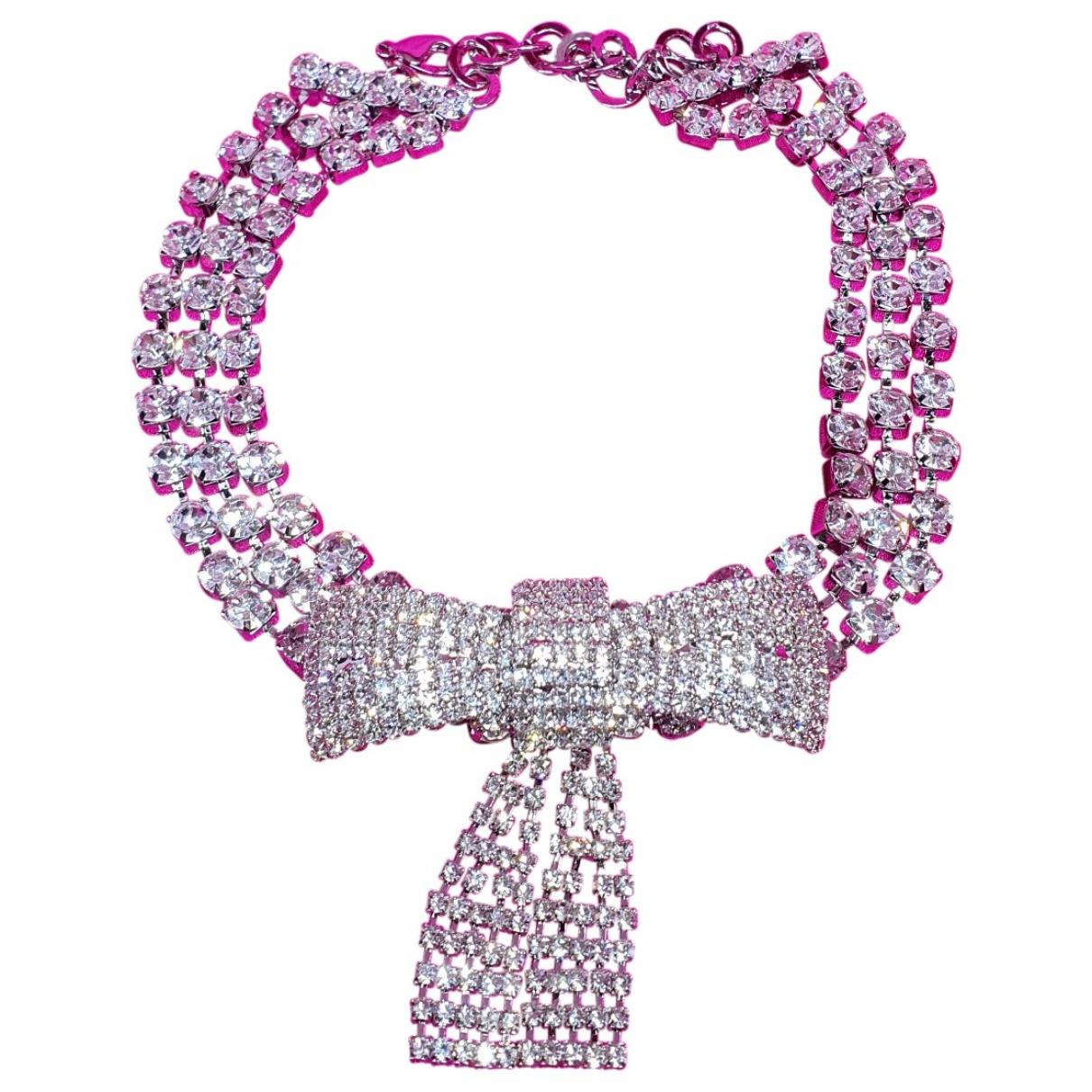 Collar de Cristal Alessandra Rich