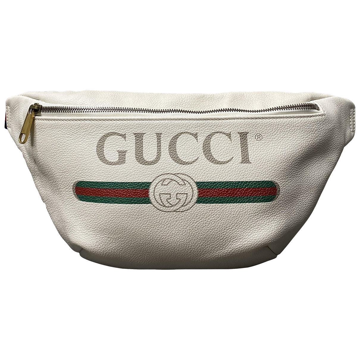 Gucci Coco capitán White Leather Clutch bag for Women \N