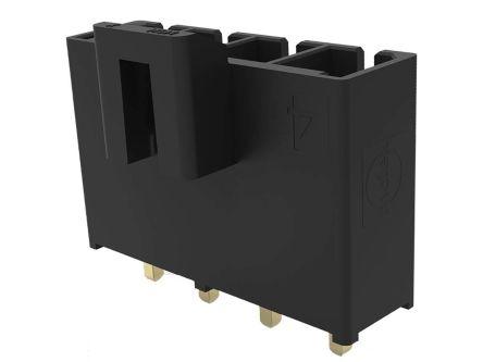 Molex , 200241, 1 Row, Vertical PCB Header (90)