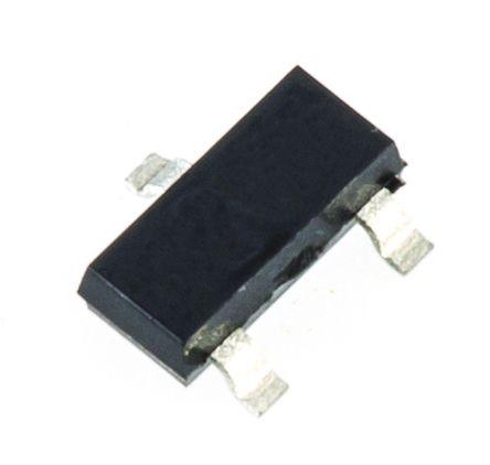 Nexperia PESD5V2S2UT,215, Dual-Element Uni-Directional TVS Diode, 260W, 3-Pin SOT-23 (20)