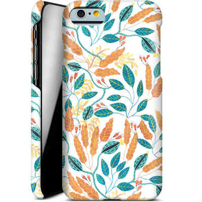 Apple iPhone 6s Smartphone Huelle - Wild Leaves von Iisa Monttinen