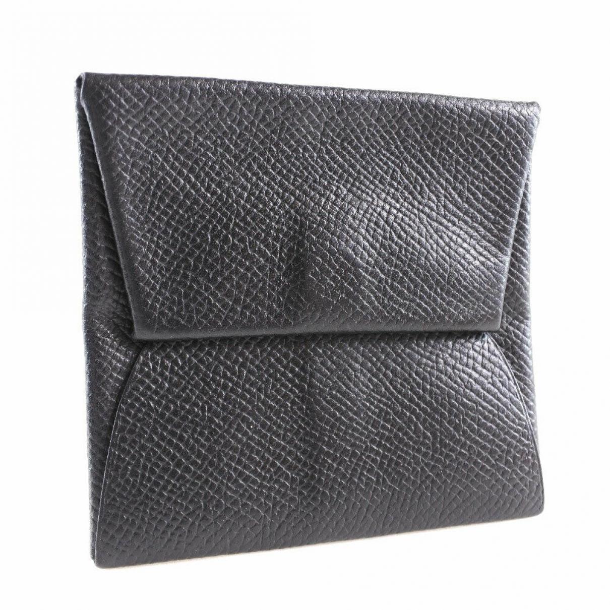 Hermès \N Black Purses, wallet & cases for Women \N