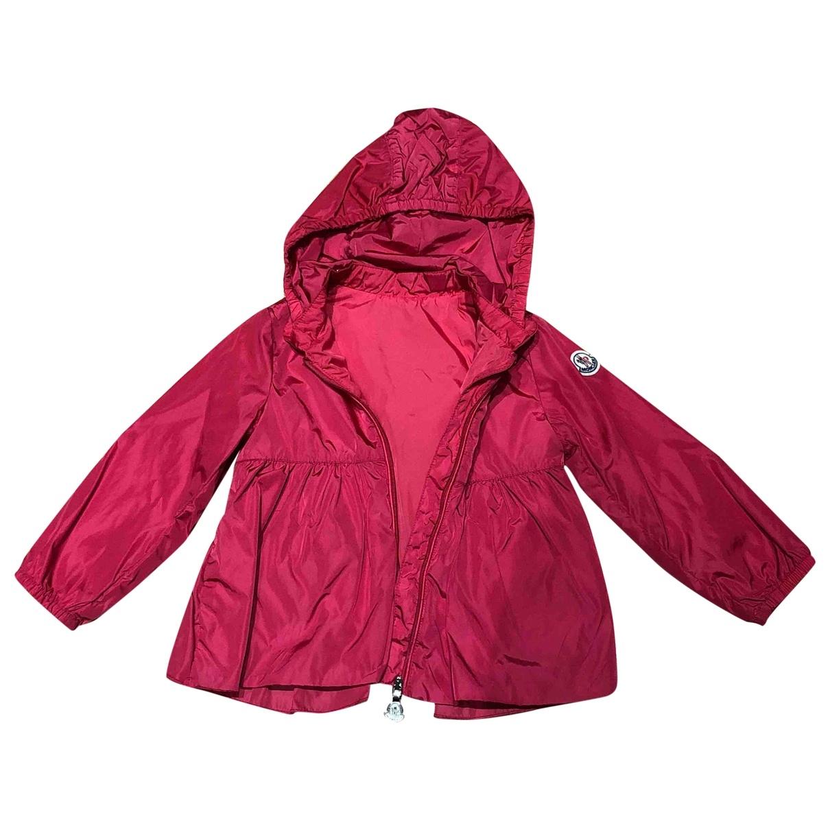 Moncler - Blousons.Manteaux   pour enfant