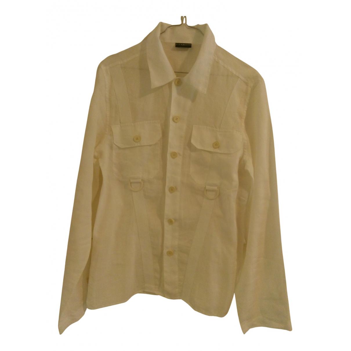 Camisa de Lino John Richmond