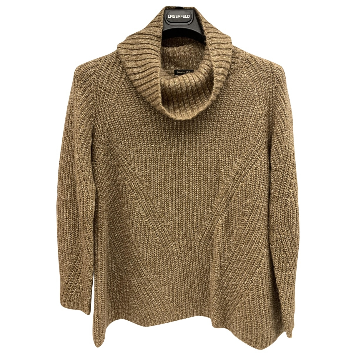 Massimo Dutti \N Pullover in Wolle