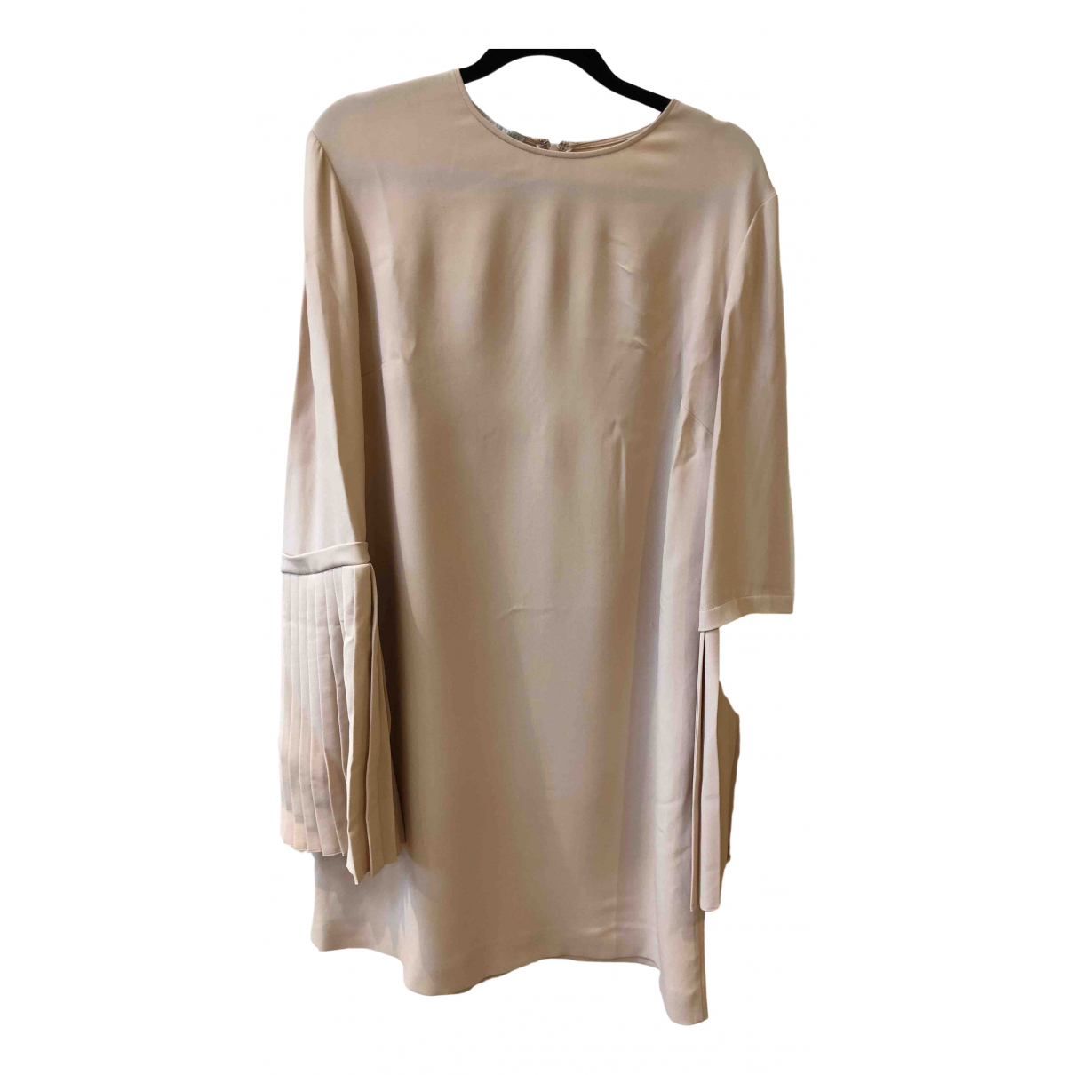 Stella Mccartney \N Kleid in  Rosa Viskose
