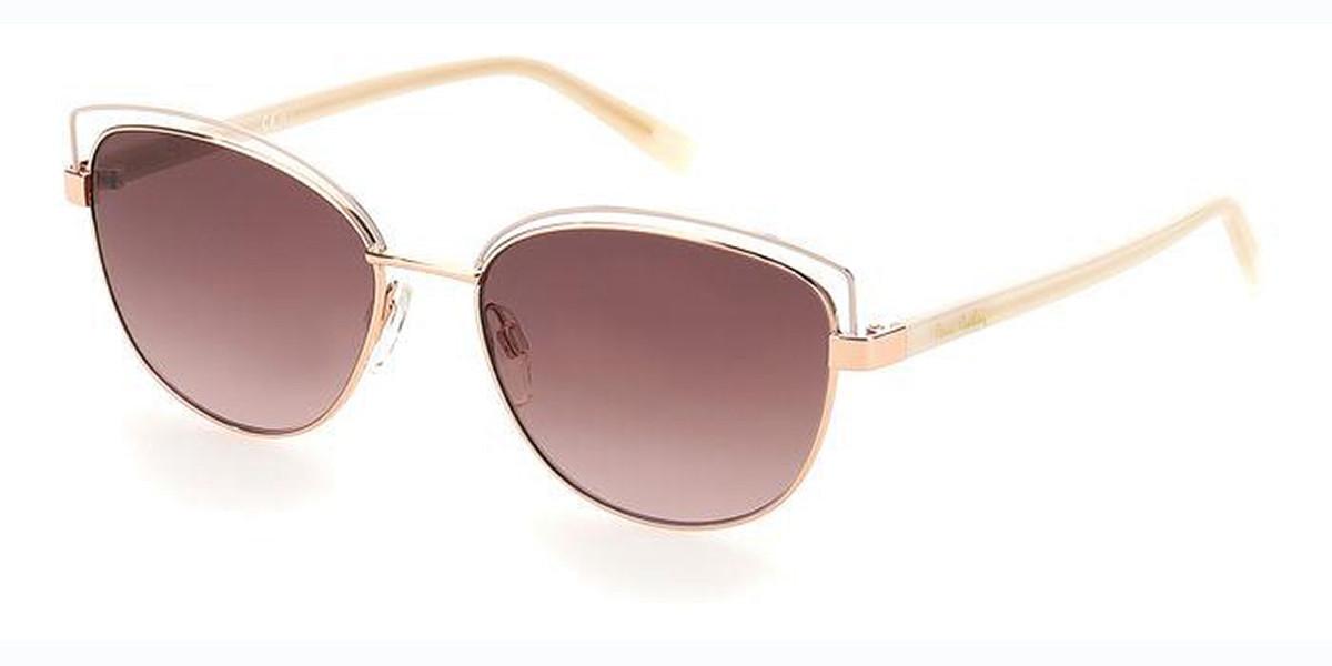 Pierre Cardin P.C. 8854/S DDB/HA Women's Sunglasses Gold Size 56