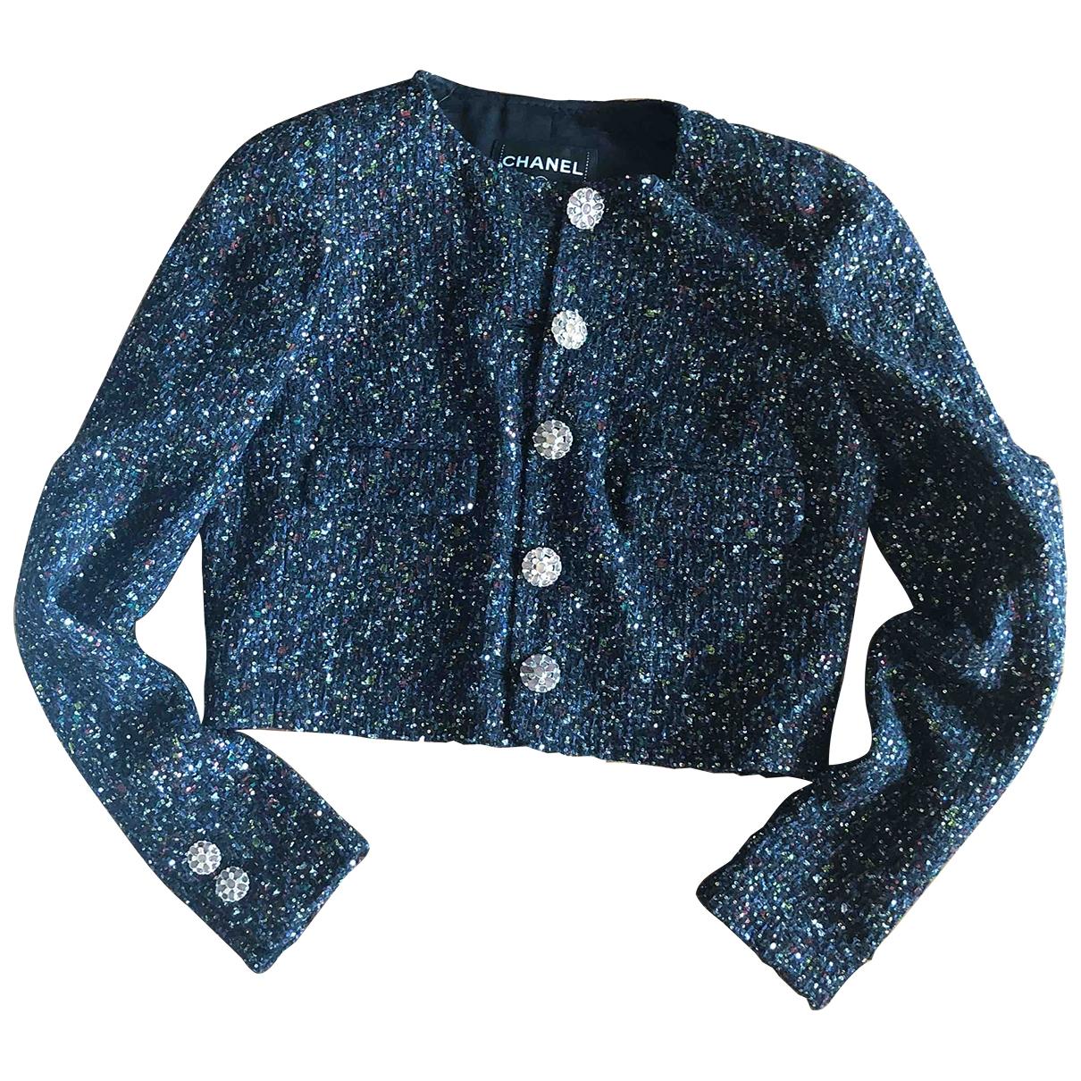 Chanel \N Jacke in Polyester