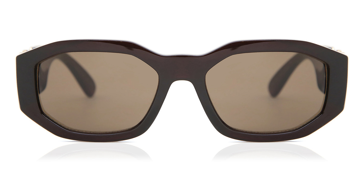 Versace VE4361 388/73 Men's Sunglasses Red Size 53