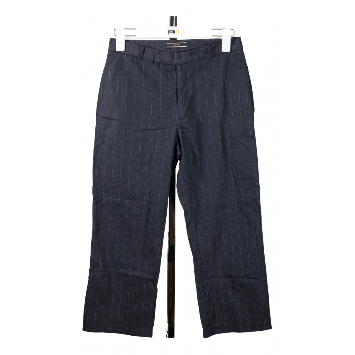 Pantalones en Algodon Gris Joseph