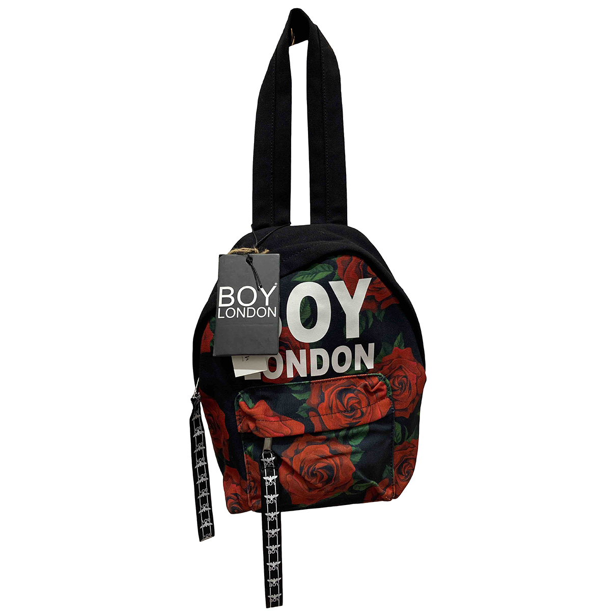 Boy London \N Rucksaecke in  Schwarz Polyester