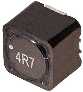 Wurth Elektronik Wurth, WE-PD Shielded Wire-wound SMD Inductor 33 μH ±20% 1.13A Idc
