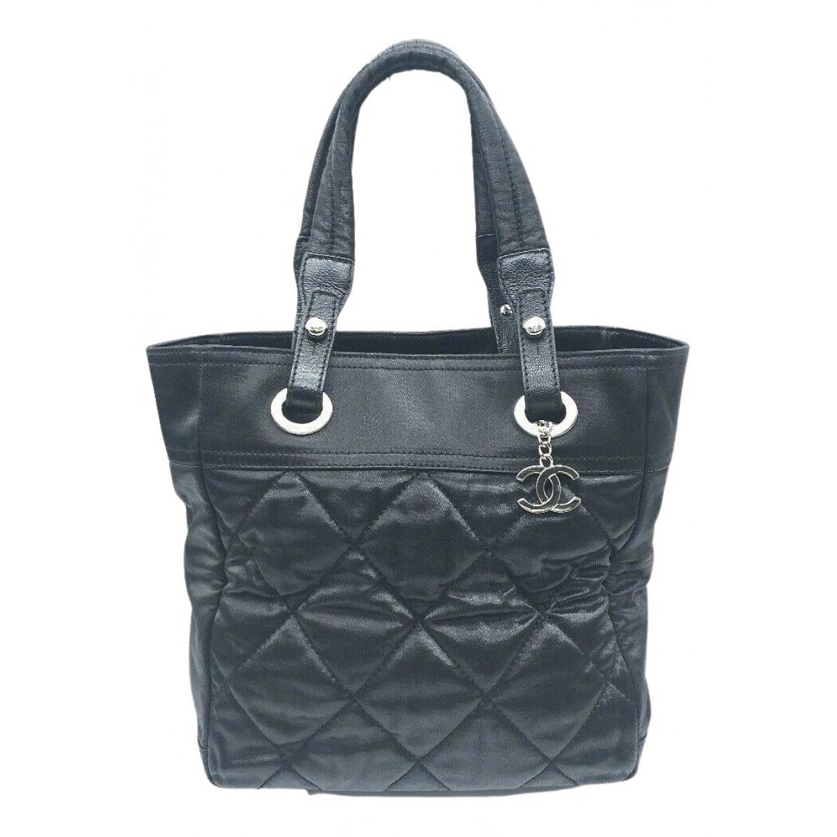 Chanel N Black Cloth handbag for Women N
