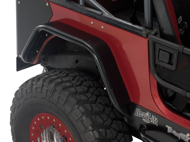 Warrior Products S7322 Rear Tube Flares 4.5