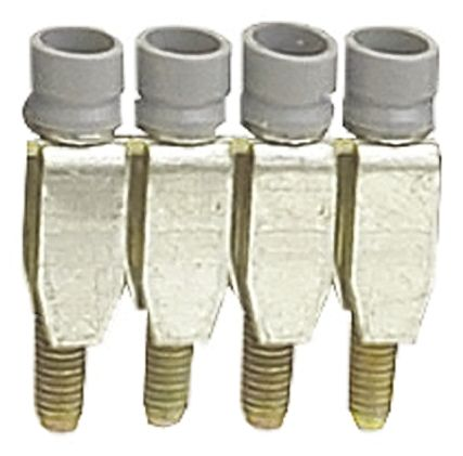 Entrelec Jumper Bar for M 4/6.3G and M 2,5/6.4G.1 Quick-Connect Terminal Block (5)