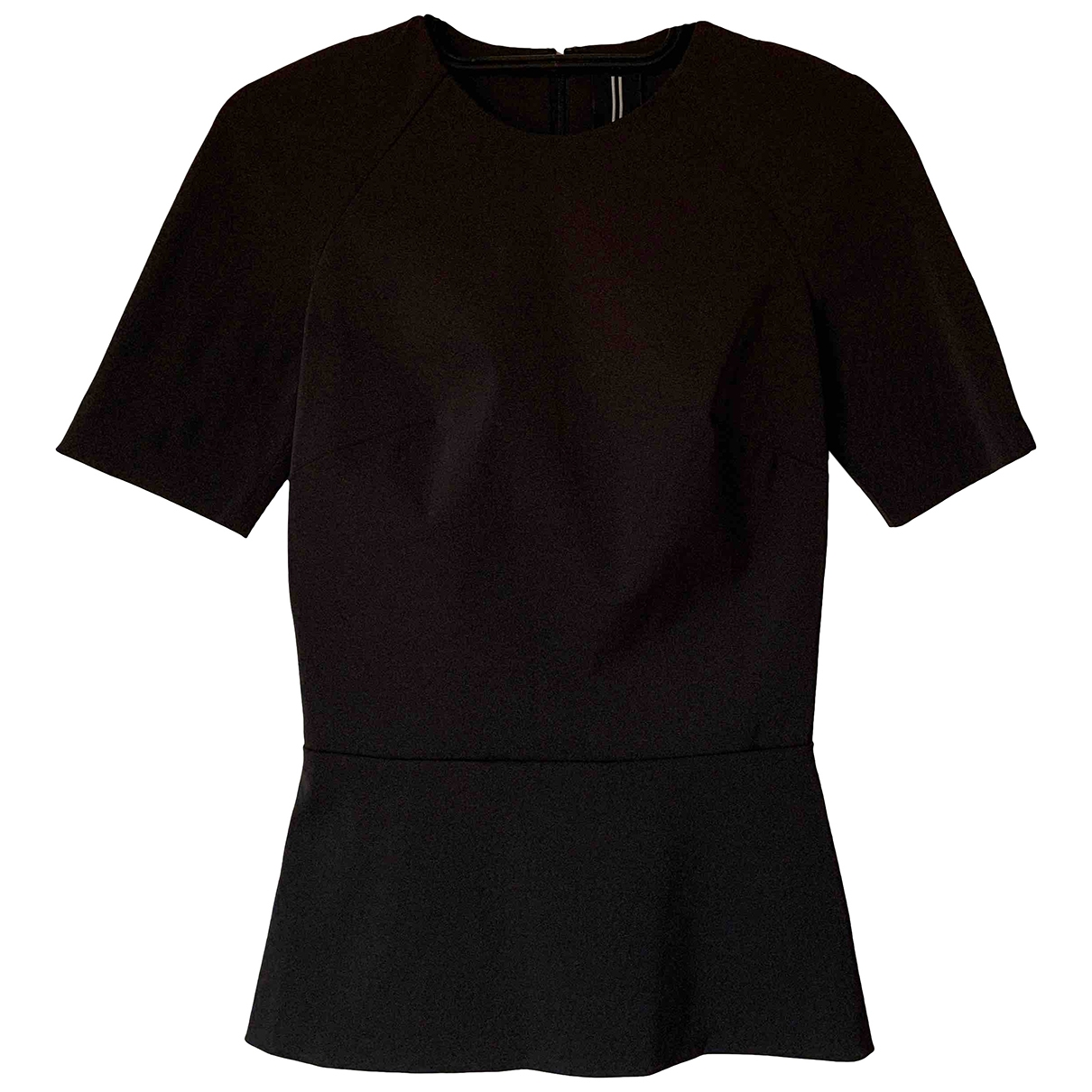 Dion Lee Line \N Black  top for Women 4 UK