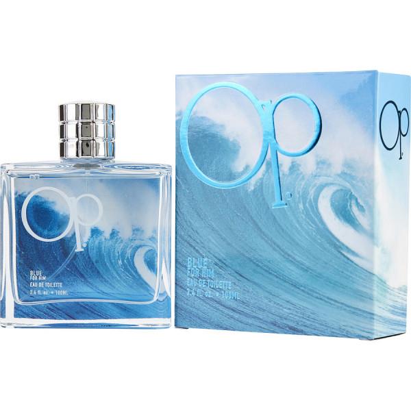 Blue For Him - Ocean Pacific Eau de toilette en espray 100 ML