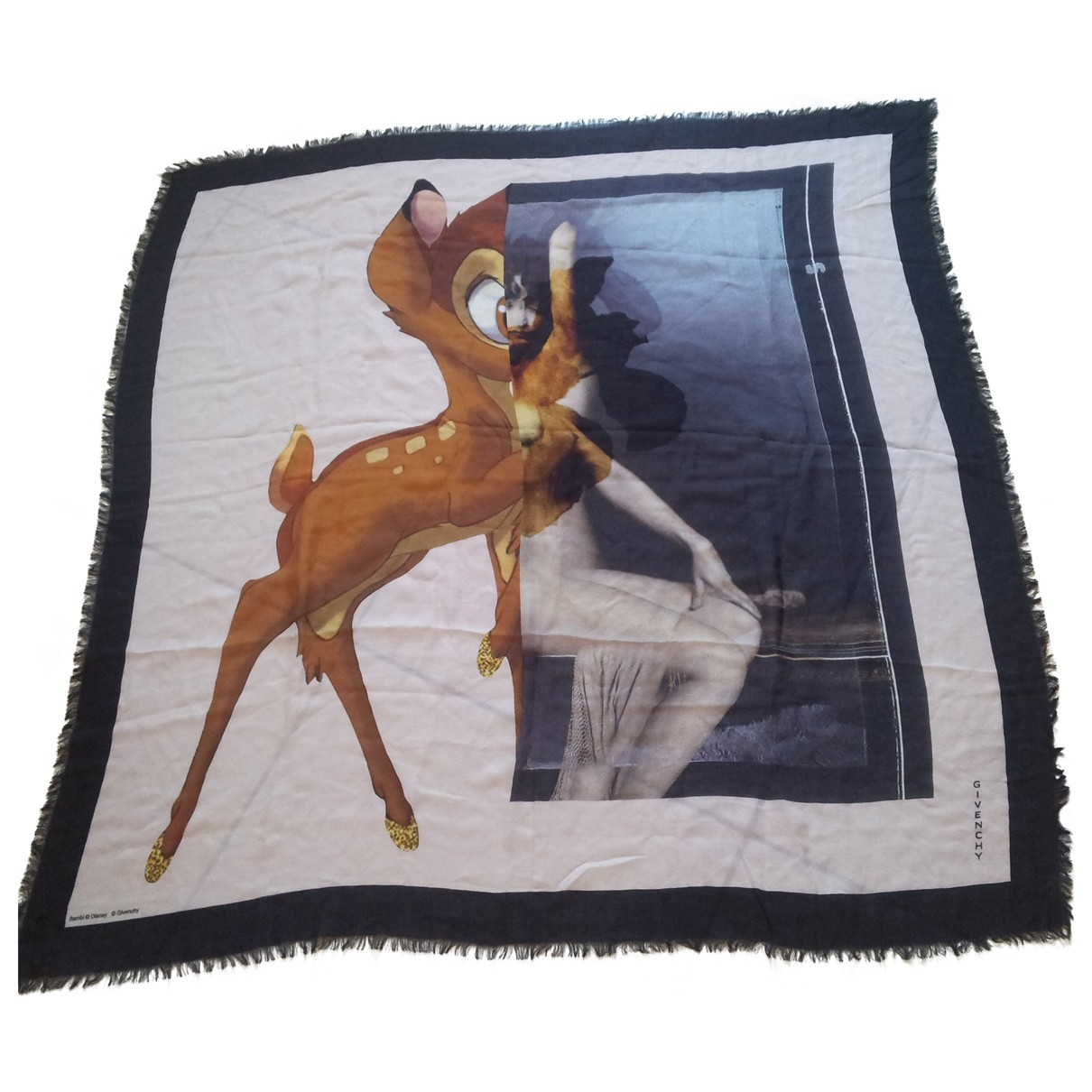 Givenchy \N Multicolour Cotton scarf for Women \N