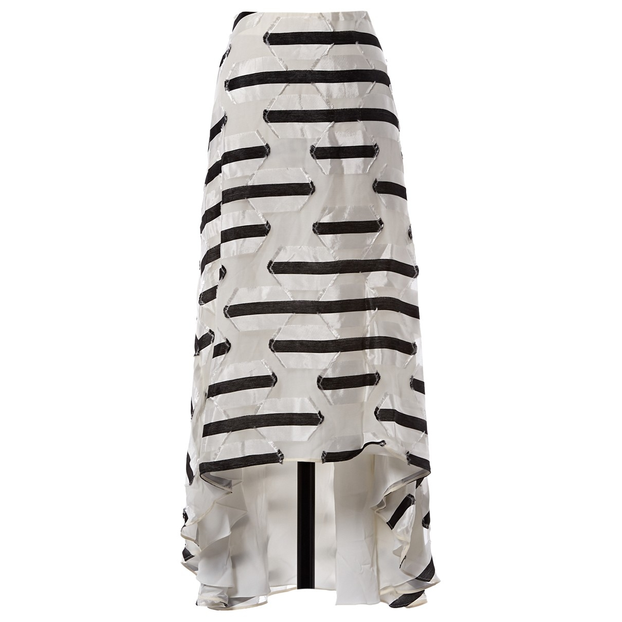 Chloé \N White skirt for Women 40 FR