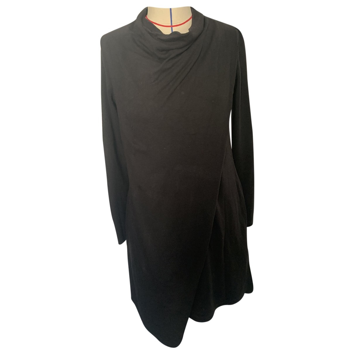 Cos \N Pullover in  Schwarz Wolle