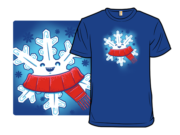 Happy Snow T Shirt