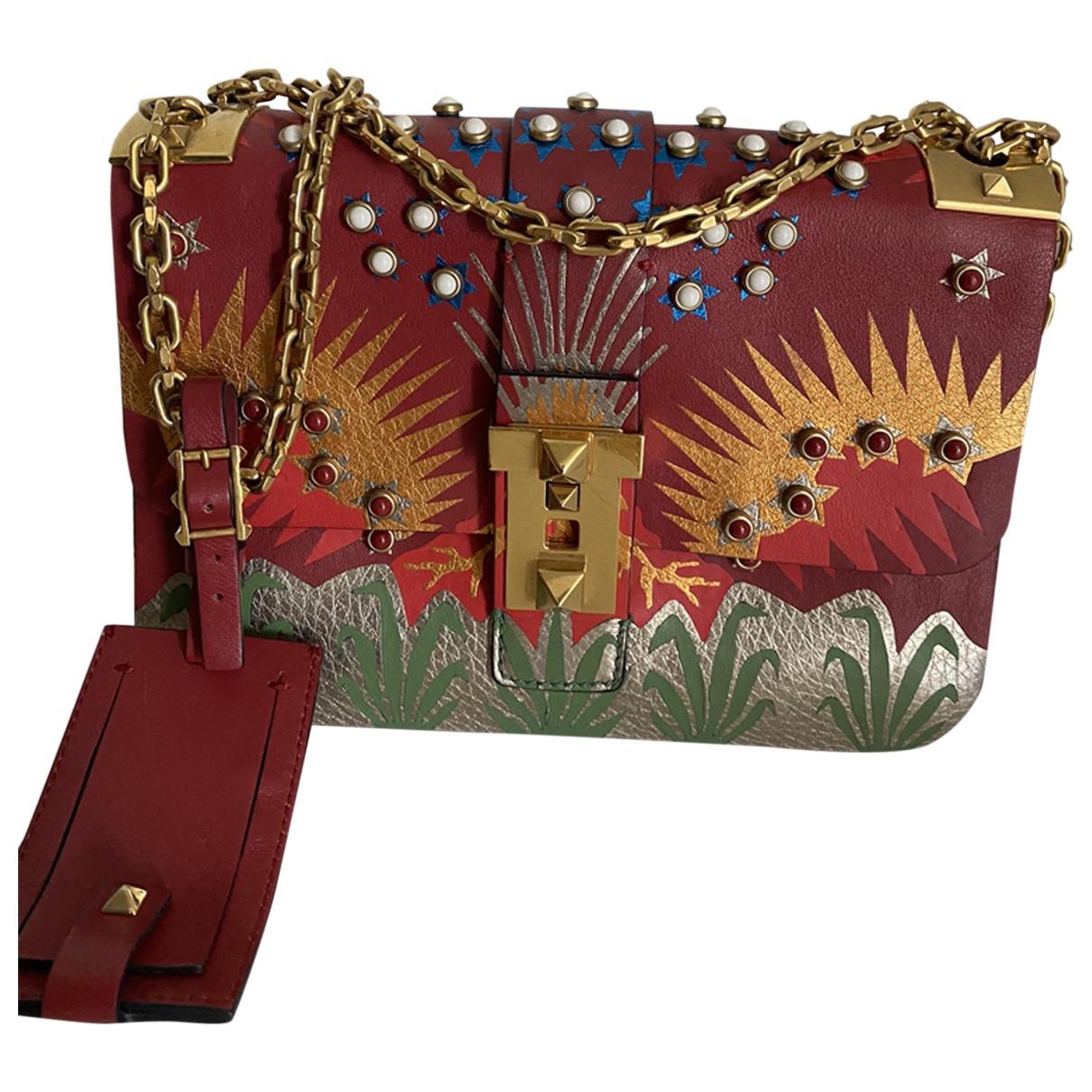 Valentino Garavani Glam Lock Multicolour Leather handbag for Women \N
