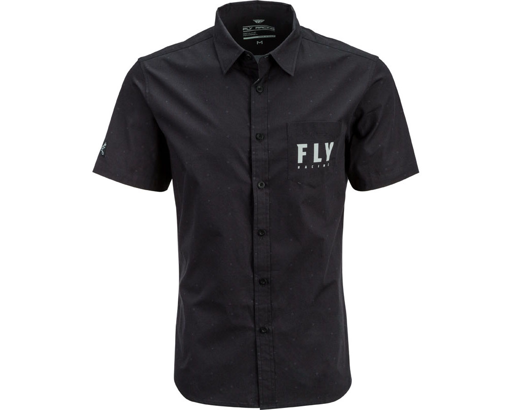 Fly Racing 352-6213M Pit Shirt
