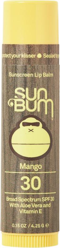 Sunscreen Lip Balm SPF 30 - Mango