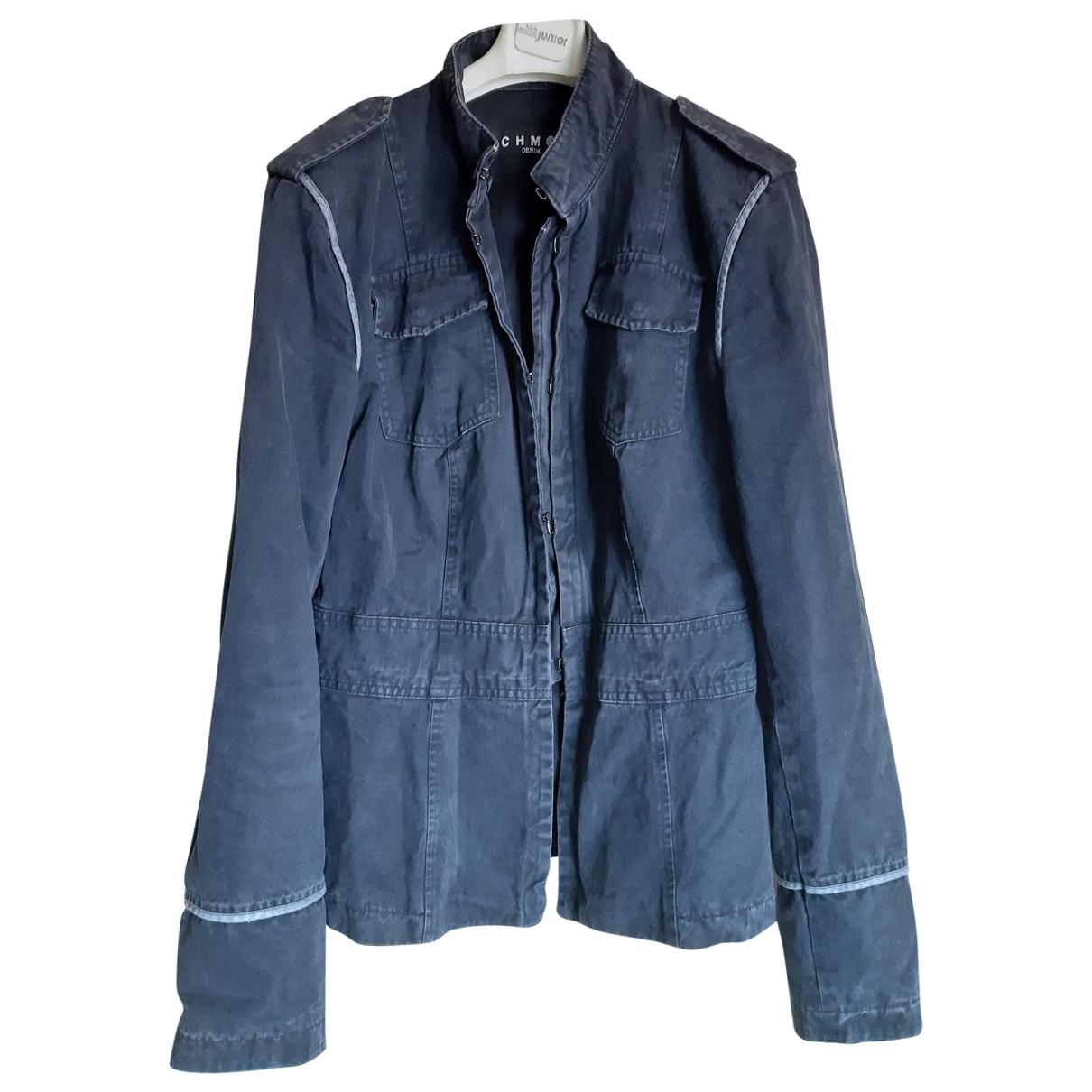 John Richmond \N Cotton jacket for Women 44 IT